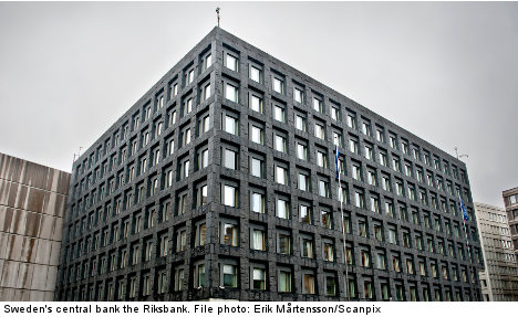 Riksbank unveils new board members