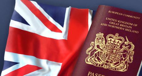 British beware: new passport rules in Italy