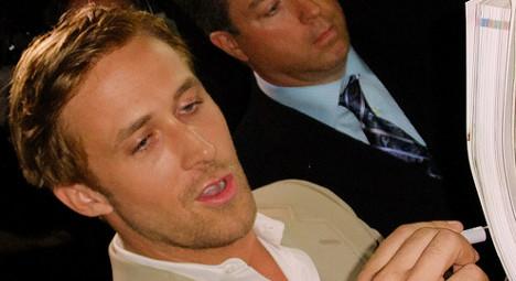 Cannes jeers Gosling's film Only God Forgives