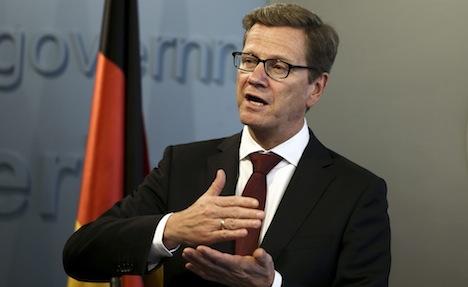 Germany seeks 'visible' Kosovo-Serbia progress