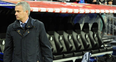 Cup loss may mean early adiós for Mourinho