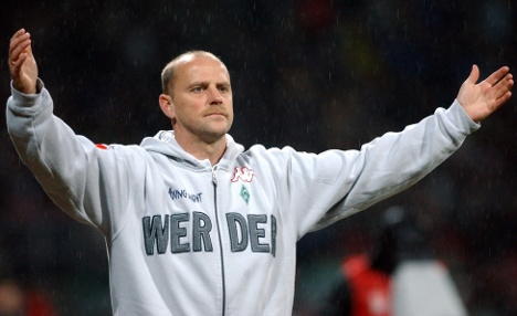 Bremen part ways with long-serving manager