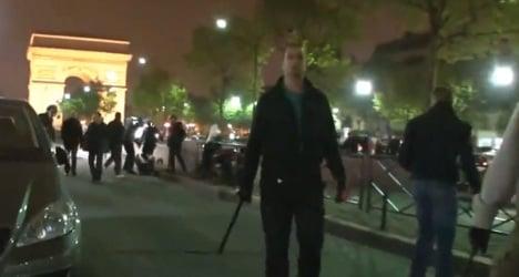 Tourism chiefs dismiss fears after Paris riots