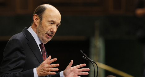 EU snubs socialist anti-crisis plans for Spain