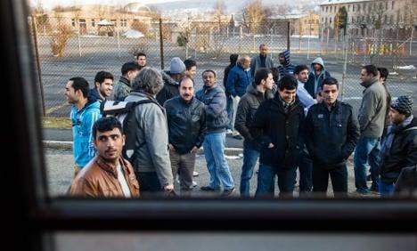 Russians top asylum seekers to Germany