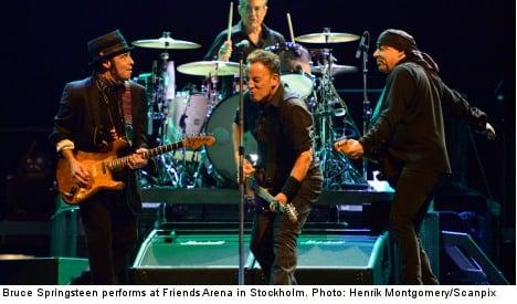 Why social democrats in Sweden love Springsteen