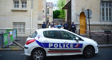 Police on alert after school massacre threat