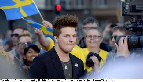 'It won't be easy to win again': Robin Stjernberg