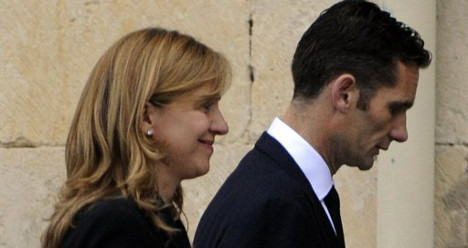 Spanish refuse to let princess off the hook