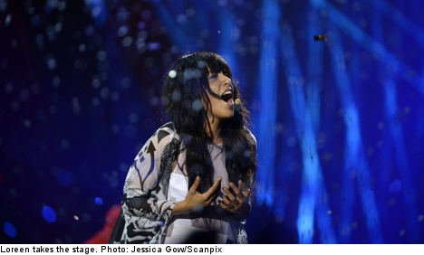Live Blog: Eurovision Song Contest final