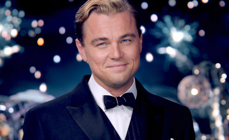 New in German cinemas: 'The Great Gatsby'