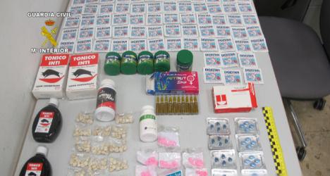 Cops seize illegal Asian abortion drugs