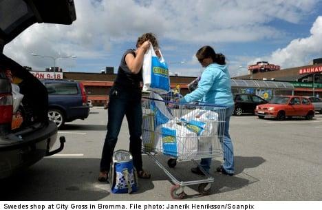 Supermarket wine sales rile Systembolaget