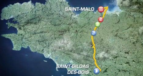 VIDEO: Tour de France Stage 10 preview