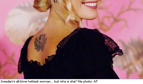 Top ten: Sweden's all-time hottest women