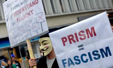 Merkel: first I heard of 'Prism' was in media