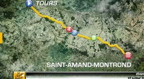 VIDEO: Tour de France stage 13 preview