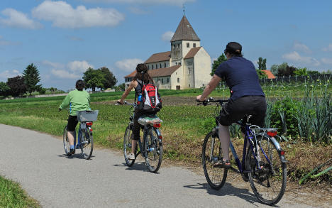 The Monastic Island of Reichenau