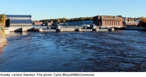 Swedish police find girl's body at Avesta lake