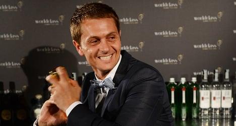 Spanish barman wins world cocktail 'Oscar'