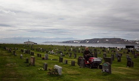 Witches at 'Gates of Hell': Norway's darkest hour
