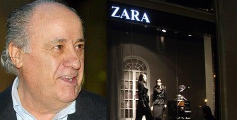 Zara king Ortega falls foul of tax office