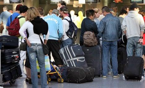 Düsseldorf airport: the 'El Dorado' of bag theft