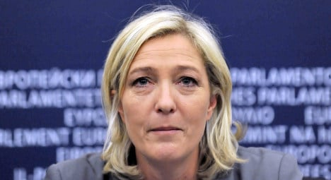 'It was a mistake to strip Le Pen of her immunity'