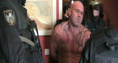 Spanish cops nab UK's 'most wanted' man