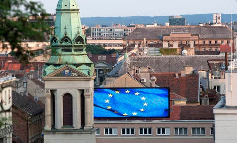 Germany tells Croatia: welcome, now reform