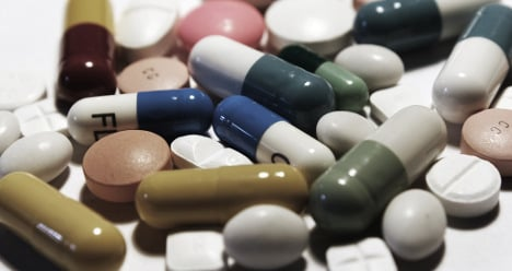 French 'take 48 boxes of pills every year'