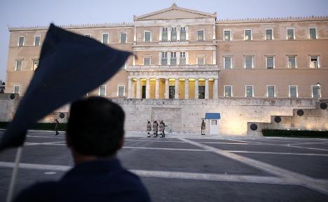 Germany: Greece must take rocky austerity road