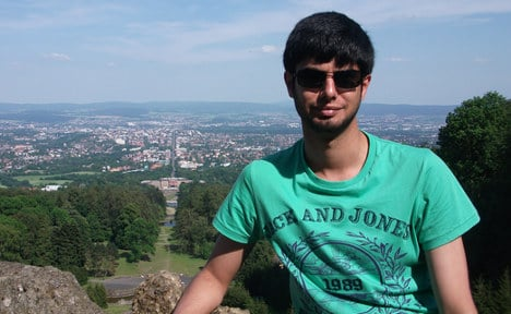 'Kassel has become friendly to foreigners'