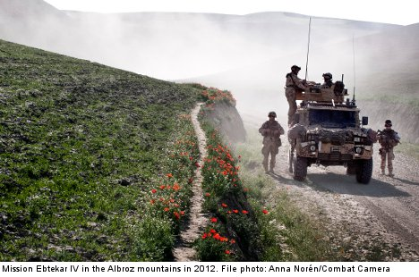 Sweden registers Nato force interest