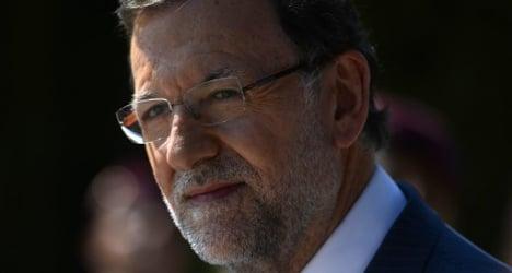 Spanish PM to speak up over slush fund scandal