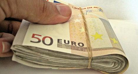 Spain's 'black' economy worth 20 percent of GDP