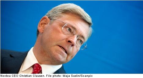 Nordic banking giant Nordea posts profits drop