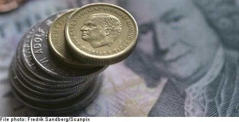 Sweden keeps interest rate the same: Riksbank