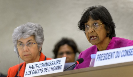 UN rights chief calls for whistleblower protection