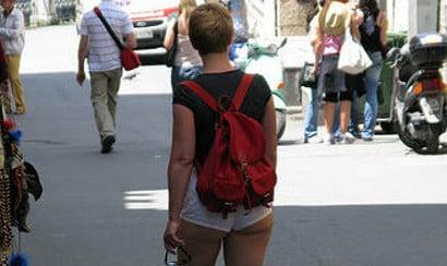 Italian skin doc slams cheeky mini-short craze