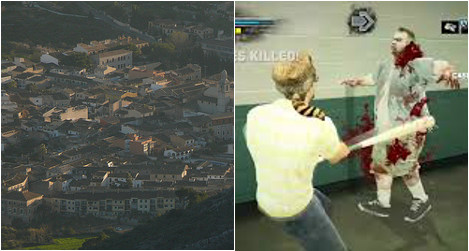 Video game killer slays millionaire dad