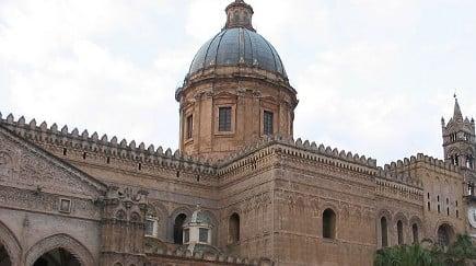Gay symbol sparks furore in Palermo