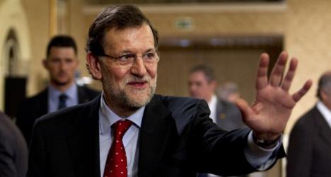 Spanish PM should face slush fund music: Poll