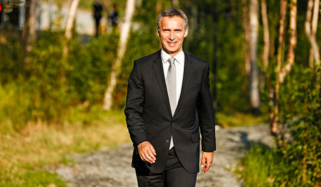 'Race book' poaches pic of Norway's PM