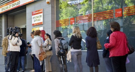 'Spain's jobless rate will rise in 2014': OECD