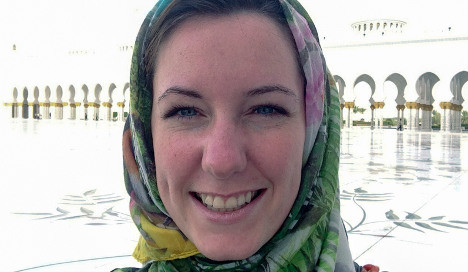 Dubai rape victim back home in Norway