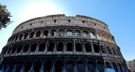 Alarm sounded over state of Italy's historic sites