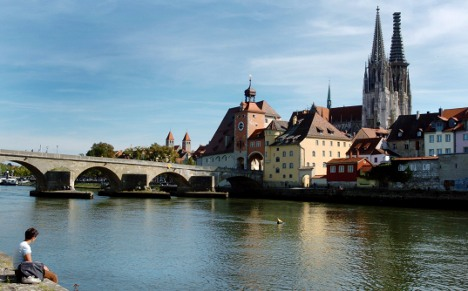 Regensburg's medieval charms