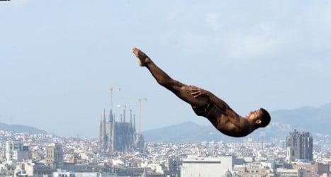 Major swim meet makes waves in Barcelona