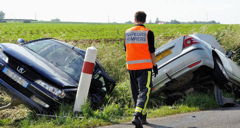 France sees steep drop in number of road deaths